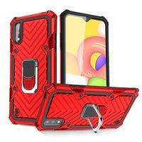 Pour iphone 12 pro max couvercle arrière Samsung A11 A01 A21 Pour LG Harmony 4 ARISTO 5 6 K51 Téléphone Stylo cas B