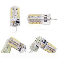 G4G9 LED 1.5W 3w 4w 5w 7w AC DC 12V 220V 110V 할로겐 램프 빛 360 빔 각도 크리스마스 LED 전구 램프 CRESTECH