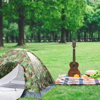 Палатки и укрытия 3-4 человека кемпинга купольная палатка камуфляж