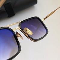 Eyewear topo qualtiy de Moda de Nova FLIGHT 008 óculos de sol para homem Mulher Óculos ford óculos Sun Glasses com caixa original 2020 melhor selli