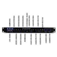 Procesador freeshipping Depusheng REV3800 Karaoke Profesional de Audio Digital Procesador Digital operación fácil para el karaoke
