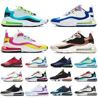React 270 nebulosa DIA DO MORTO runnning Shoes Men clássico Mulheres Laser Fuchsia OG TT Ultra 20 Mens aniversário Trainers Sneakers