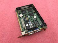 100% OK Board Оригинальный IPC PCA-6135 Rev.B2 ISA слот Промышленная материнская плата половинного размера процессора карты PICMG10 с CPU RAM