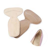 1Pair Sapatos Transparentes Acessórios Silicone Gel Mulheres Insertos Protetor Pés Pés Cuidados Sapato Inserir Pad Sysole Coxim Liner Grips