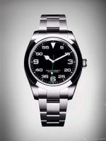 2019 Top Mestre Cuidadosamente Feito Sky Overlord Series 116900 Homens Relógios Automático Mecânica Aço Inoxidável 40mm-45mm Luxo Relógios