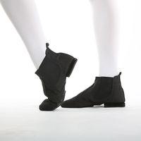 Senhora Latin Dance Shoes Mulheres Mesh Tango Prática Esportes Quadrado Quadrado Ballroom Dança Soft Botten Shoe Sapatilhas de Mulher