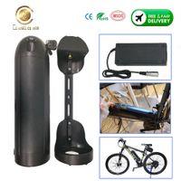 36V Ebike-Battery-Pack 10Ah borraccia scooter bici elettrica della batteria con caricabatteria agli ioni di litio per 500W Motore