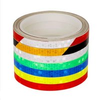 Reflective tape stickers Warning Tape Safety Marking Color S...