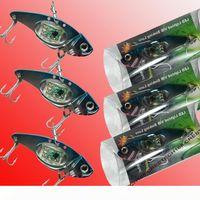 esche da pesca LED Leezo elegante Pesce Attrattori Nuova forma subacquea profonda goccia di pesca di pesce Lure lampada lampeggiante LED