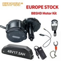 8Fun Bafang BBSHD Elektro-Bike Kit 48V 1000W Motor E Mid-Antrieb mit Batterie 48V17.5AH DIY Tools