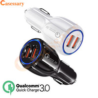 QC3. 0 CE FCC ROHS Certified Qualcomm Quick Charge Dual 2 USB...