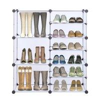 9-CUBE Стеллаж в стойке для хранения шкаф спальня детская комната обувь блок блокировки с разделительным дизайном модульный шкаф книжный шкаф