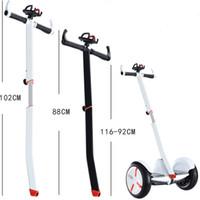 Électrique Scooter Auto- Guidon réglable avec support de téléphone support de fixation en forme de T Poignée Guidon Pour Ninebot MINI PRO