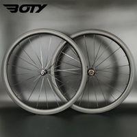 سبرينت سوبر ضوء تسلق عجلات الكربون 38 مم عمق 25 ملليمتر عرض 25MM / لايحتاج / أنبوبي الطريق دراجة العجلات ud ماتي النهاية