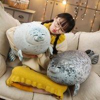 30/40/60 / 80cm Osaka Dichtung heißen Verkauf super weich niedlich Kissen Plüschspielzeug kreatives Meer Puppe tioys Baby appease Puppe Geschenk für Kinder