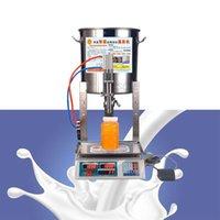 LEWIAO Hot Oferta automático CNC líquido máquina de enchimento Drinks Milk Quantitative enchimento Sub-Loading Pesando máquina de enchimento