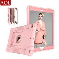 Heavy Armour Shochproof Silicone Case for iPad 10. 2 2019 7th...