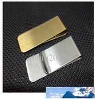 الفولاذ المقاوم للصدأ النحاس المال المقص سليم المال محفظة كليب بطاقة المشبك حامل حامل بطاقة الائتمان اسم