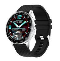 Tela New relógio inteligente H30 Bluetooth Full HD U8 Smartwatch Com pedômetro Camera Mic compaitable Android PK DZ09 com Retail Box 10pcs DHL