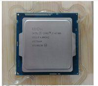100% Genuine Intel Core i7 4790K 4790 4,0 ГГц Quad-Core 8MB Cache с HD Graphic 4600 TDP 88W Desktop LGA 1150 CPU Процессор использовано Испытано