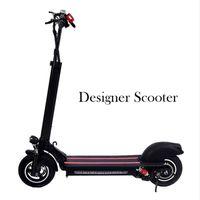 OFFERTA SPECIALE EUROPA 600W 48V 10 pollico elettrico elettrico pieghevole elettrico pieghevole calcio per adulto smart scooter equilibrio auto