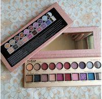 Augen Make-up Schönheit Kosmetik Amor USA Kuchen Pop 20 Farbe Glitter Bomben Santa Fe Grausamkeit frei Make-up Lidschatten