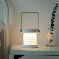 Портативные фонари многофункциональные светодиодные фонарика ночной свет путешествия кемпинг складной стол лампа диммер MX5251645