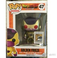 Design New Dragon Ball Z # 47 Goldene Friezas Funko Pop Vinyl-Figur Spielzeug Dragon Ball Brand New