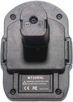 Adaptador de bateria para MAKITA BL1820 / 30/40/50 Seris Converter para o uso de bateria de ferramenta Ryobi 18V