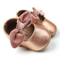 Fleur Printemps / Automne Baby Chaussures bébé Moccasins Jocassins Bottillons pour bébés nouveau-nés Chaussures Chaussures Prewalkers en cuir Première marche