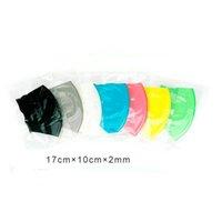 DHL для взрослых Детей ОПП сумки для лица Маски ушной Складной Противогаз моющегося рот Маска Губка пыленепроницаемой маска Защитных масок LJJA1604