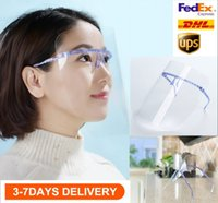 Zasoby New Clear Ochronne Twarz Tarcza Maska Plastikowa Pełna Ochrona Twarzy Maska izolacyjna Anti-Fog Oil Maska Ochronna Tarcza Kapelusz Fy8104