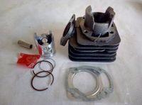 DIO 18/27/28/34/35 ZX50 50CC Mise à niveau vers 70cc 90cc 44mm / 47mm moteur de moto Kits de cylindre avec le piston et la broche JeZ9 #