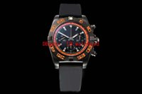 GF 공장 스테인레스 스틸 남성 시계의 날짜와 요일 표시 야광 손목 시계 사파이어 크리스탈 스위스 아시아 7750 자동 크로노 그래프