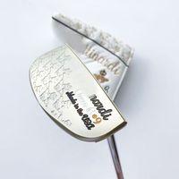 Nuovo mens golf club putter di golf B 33.34.35 pollici putter club con acciaio Golf pozzo libera il trasporto