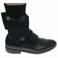 All'ingrosso universale regolabile a scomparsa tattico nero per Carry caviglia Leg Pistola Fondina LCP LC9 PF9 Piccolo ordine a 223 SCCY 9 millimetri H30 9j3g #