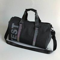 SafeBet 2018 Qualité Sac Voyage PU Couple en cuir Sacs de voyage bagages à main pour les hommes et les femmes de la mode New Duffle Bag IjYI #