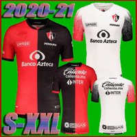 2021 Atlas FC Soccer Jerseys Home 22 22 Tailândia Maillots L.reyes I.Jeraldino Acosta I. Renato J. Angulo Liga MX Camisas de futebol