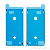Para iPhone 11 Pro Max Waterproof etiqueta 3M iPhone para o adesivo cola 6S 7 8 Plus X XR XS Max Screen Display LCD Quadro de fita peças de reparo