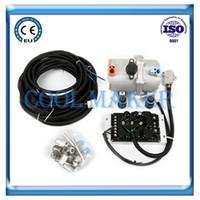 Auto Airconditioner Elektrische Compressor voor Truck / Bus 12V / 24V