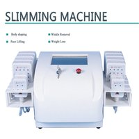 New Arrive 12 Laser Pads 350mw Dual Wavelength Lipolaser Fat Removal Body Slimming Laser For Fat Reduction