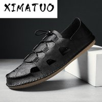 New Men' s Sandals Summer Soft Sandals Comfortable Men S...