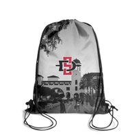 San Diego State Aztecs football black photo Fashion Belt Bac...