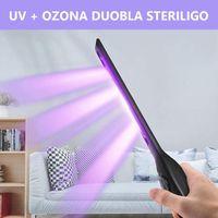 الصمام المحمولة uv التطهير عصا أضواء يده uvc ضوء للجراثيم الأشعة فوق البنفسجية معقم قناع المنزل السفر التعقيم مصباح USB قابلة للشحن