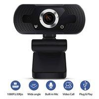 Full HD 720p 1080P Веб-камера 4x Компьютерная ПК Web Camera с микрофоном для прямой трансляции Видео Вызывая конференция Workcamara Para