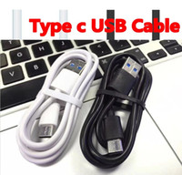 1M 3FT Bianco Bianco Type C Usb Data Cable Cable Micro 5 Pin Cavi per Samsung S4 S6 S7 Edge S8 S9 HTC