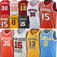 Ncaa ucla russell james westbrook harden jersey 7-23 kawhi stephen leonard curry jerseys kevin dwyane durant wade jerseys de basquete