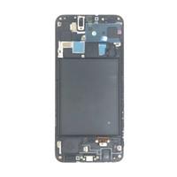 ЖК-дисплей Digitizer для Samsung Galaxy A20 A205 OLED-экран с рамкой 6,39-дюймовый экран No Frame Замена частей Black