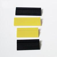 TPU PPF Применение Ракель резиновый черный Smoothie Труба Ракель для Clear Bra Защитная пленка Рассрочка MO-709