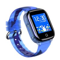 K21 Smart GPS Watch Kids New IP67 Impermeabile SOS Phone Smart Watch Bambini GPS orologio Fit SIM card IOS Android orologio da polso